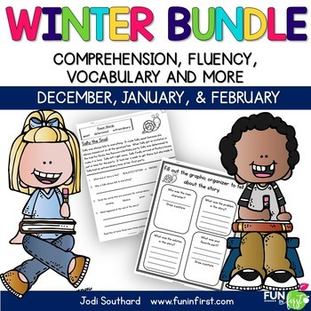 Fluency - Winter Bundle