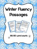 Winter Fluency Passages