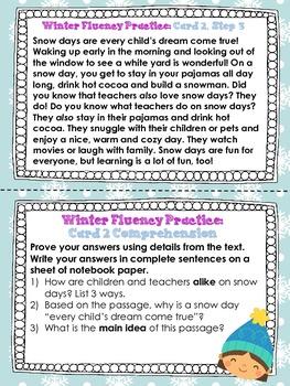 Winter Fluency