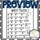 Winter Fluency Sentences for Beginning Readers