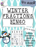 Winter Fractions Bingo!