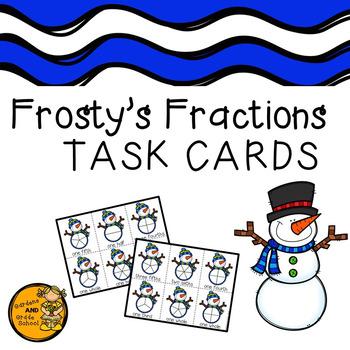 Winter Fraction Freebie