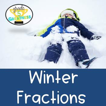 Winter Fractions Activities
