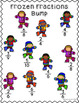 Winter Fractions Games - Review and Practice!