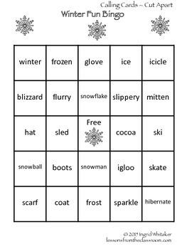 Winter Free