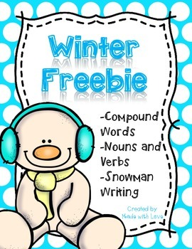 Winter Freebie
