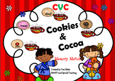 Winter Freebie CVC Cookie and Cocoa Match