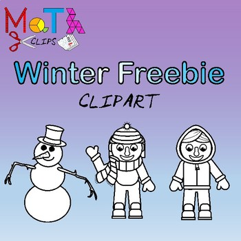 Winter Freebie Clipart