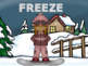 Winter Freeze Dance