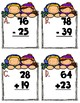 Winter Friends Addition & Subtraction SCOOT