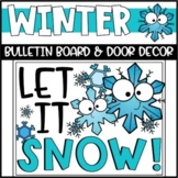 Winter Friends Bulletin Board or Door Decoration
