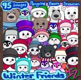 Winter Friends Bundle