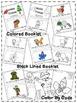 Winter Friends /  Kindergarten { An Emergent Reader and Co