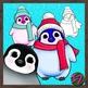 Winter Friends: Penguins