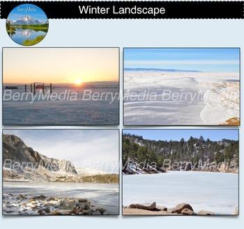 Winter, Frozen Lake, Snow Images
