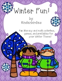 Winter Fun! Literacy and Math Activites