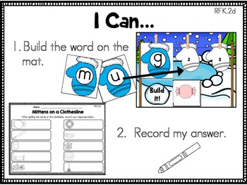 Winter Fun! {14 CCSS Literacy Centers, Emergent Reader, and More}