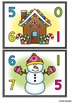 Winter Fun - 5 Math Center Games for Early Number and Counting