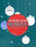 Winter Fun! Bundle