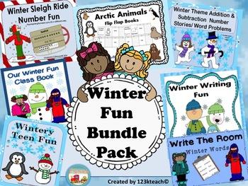 Winter Fun Bundle Pack