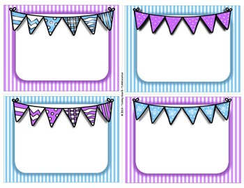 Winter Fun Bunting