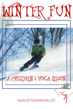 Winter Fun: Children's Yoga Lesson