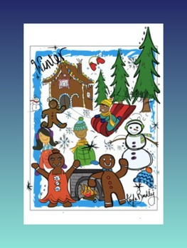 Winter Fun Clip Art!