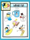 Winter Fun Clipart