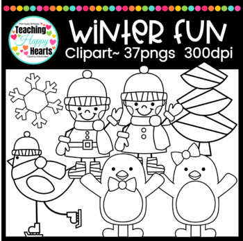 Winter Fun Clipart