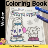 Winter Coloring Pages - 45 Pages of Winter Coloring Fun
