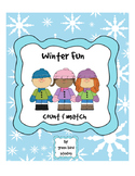 Winter Fun Count and Match