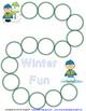 Winter Fun Game Boards