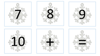 Winter Fun Math Pack