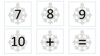 Winter Fun Math Pack