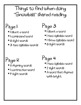 Winter Fun Math and Literacy Unit