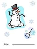 Snow Mini Lesson
