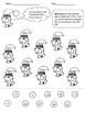 Winter Fun No Prep-Printables! Multiplication Facts 2-9 (cut and paste fun)