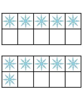 Winter Fun Number Talks for K - 1
