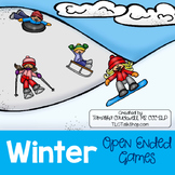 Winter Fun: Open Ended Games