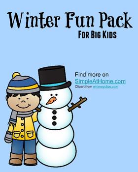 Winter Fun Pack