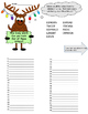 Winter Fun Packet for the holidays!