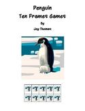 Winter Fun - Penguin Ten Frames games