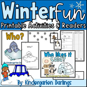 Winter Fun: Penguins, Bears, Walrus, Snow and Much More