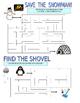 Winter Fun Puzzle