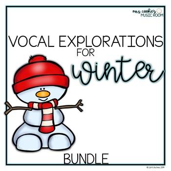 Winter Fun Vocal Explorations BUNDLE