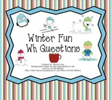 """Winter Fun: """"WH"""" questions"""