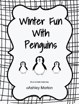 Winter Activities With Penguins