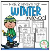 """Winter Fun Printable """"No Prep"""""""