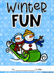Winter Fun {class book freebie!}