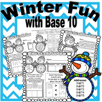 Winter Fun with Base 10